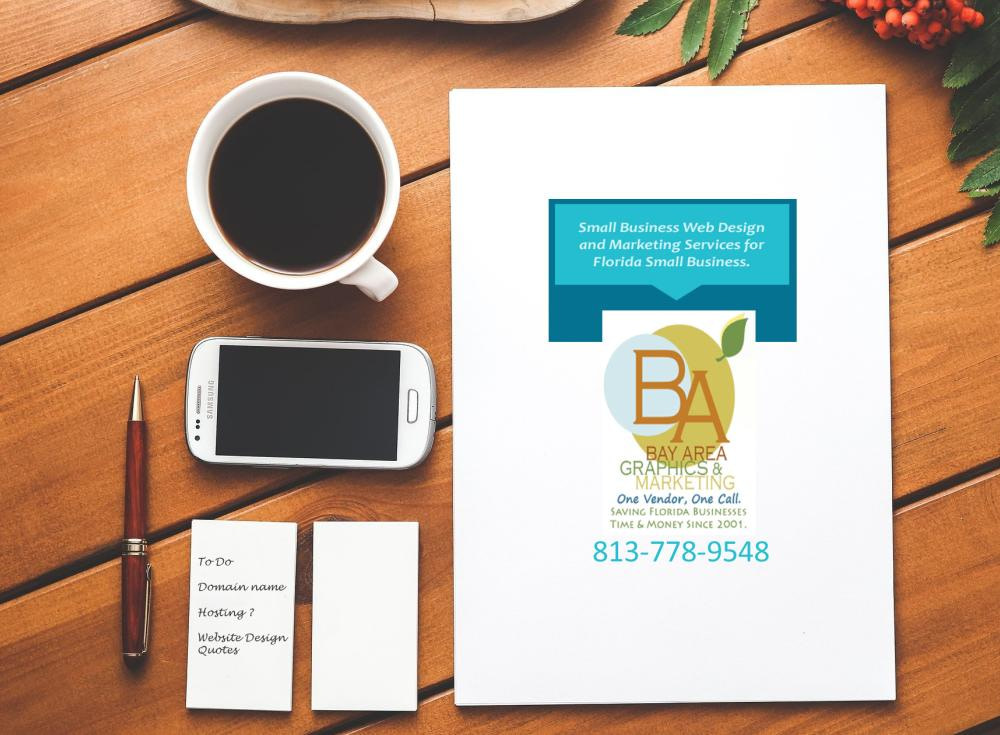 Florida small business website services