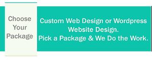 full service website design and design Florida