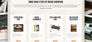 Shopping cart websites, e-commerce