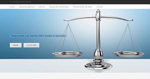 website design for attorneys tampa bay florida