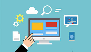 website maintenance, seo, social media management