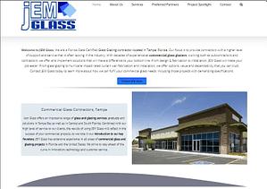 Affordable website design Tampa Bay Contractors