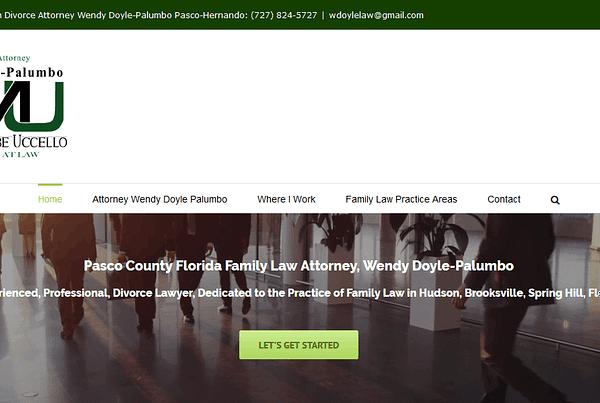 website design for attorneys Tampa, FL