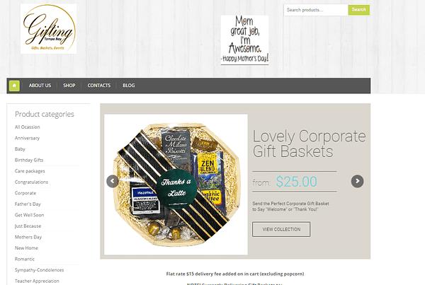Tampa e-commerce website design